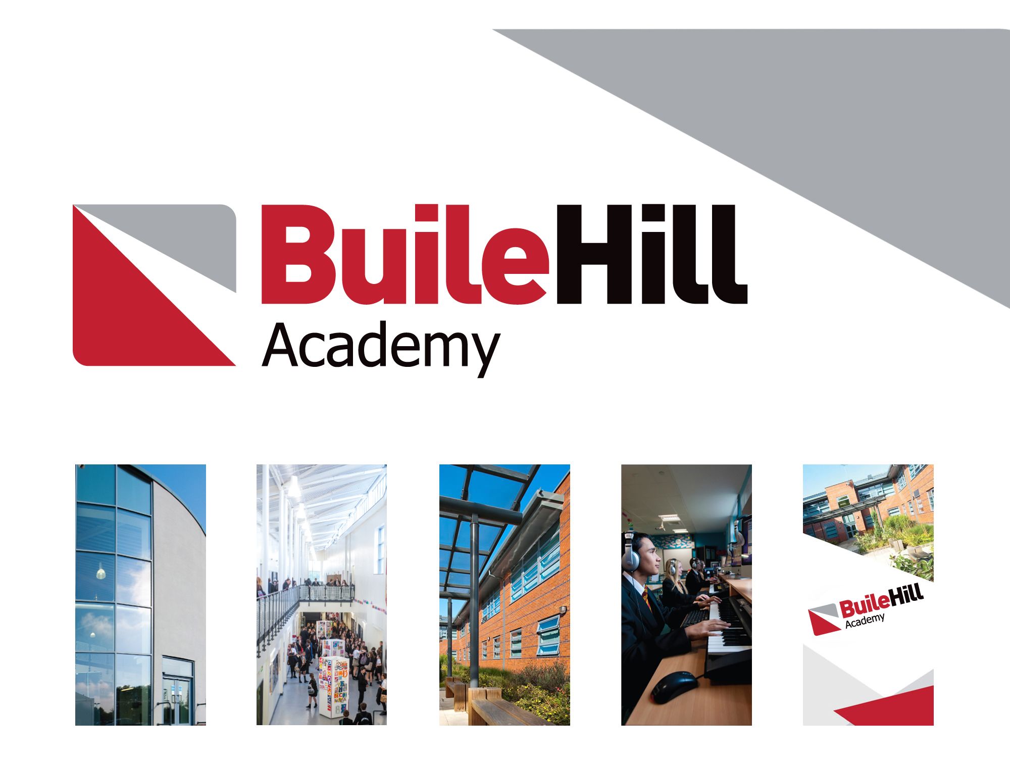 Academy Logo Design for Buile Hill