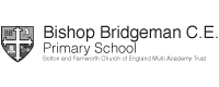 Bishop Bridgeman CE Primary School logo