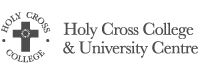 Holy Cross College & University Centre logo
