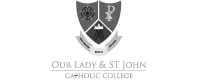Our Lady & St John Catholic College logo
