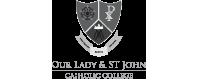 Our Lady & St John Catholic College logo
