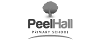 Peel Hall Primary School logo