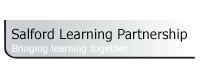 Salford Learning Partnership logo