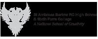 St Ambrose Barlow RC High School & Sixth Form College logo
