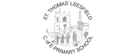 St Thomas Leesfield C of E Primary School logo