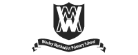 Wesley Methodist Primary School logo