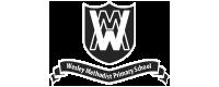 Wesley Methodist Primary School logo